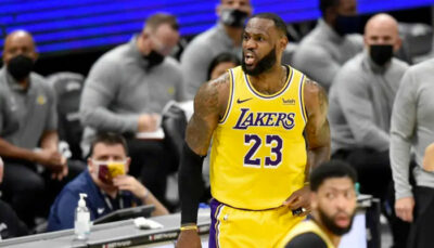 NBA – Outré, LeBron réagit au snob de Devin Booker au All-Star Game