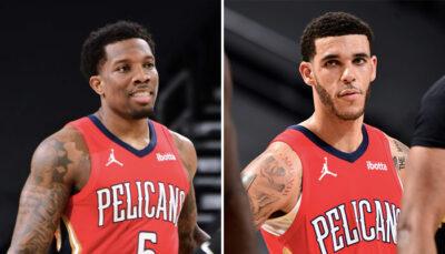 NBA – L'exploit statistique «phénoménal» de Lonzo et Bledsoe hier soir