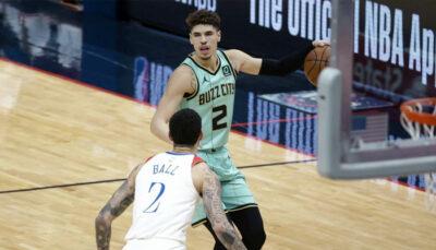 NBA – Grosse surprise en vue pour LaMelo Ball ?