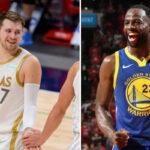 NBA – Draymond Green s'enflamme devant la grosse perf' de Luka Doncic !
