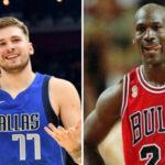 NBA – Luka Doncic dépasse le seul Michael Jordan dans l'histoire !