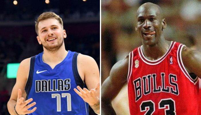 Garagantuesque, Luka Doncic dépasse Michael Jordan dans l'histoire ! NBA