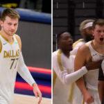 NBA – Le pétage de plomb de Luka Doncic contre le Heat