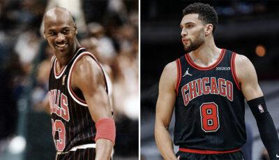 NBA – Zach LaVine : « Michael Jordan ? C'est un fantôme »