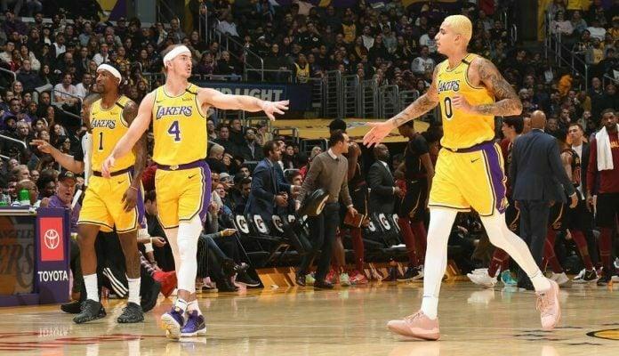 NBA – Le sauveteur inattendu des Lakers à Charlotte !