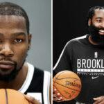 NBA – L'étrange réaction de KD après le trade de James Harden