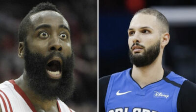 NBA – Une photo WTF de Fournier à Boston fait le buzz, il réagit !