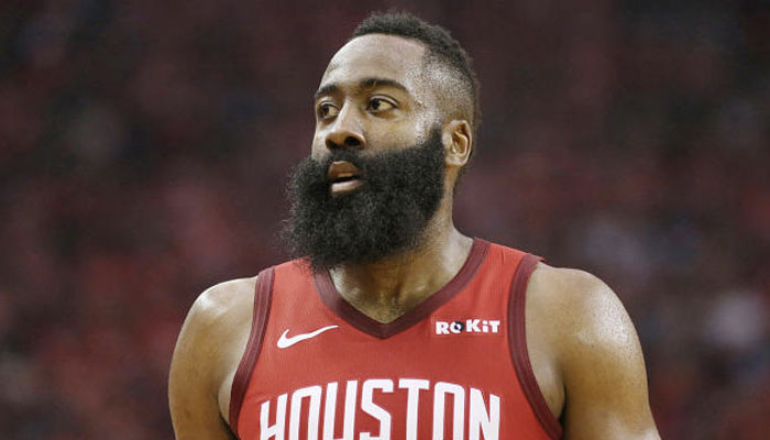 NBA James Harden Houston Rockets