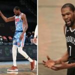 NBA – KD peste contre la « terrible » perf de son duo avec Harden