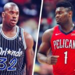 NBA – Shaq tutoyé par le seul Zion Williamson