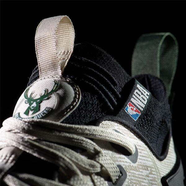 Sneakers tarmak decathlon nba milwaukee bucks