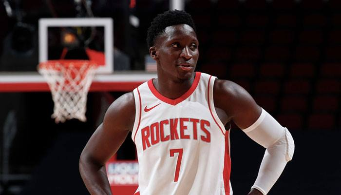 NBA Victor Oladipo Rockets transfert Miami Heat
