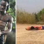 Divers – Sous le feu, Nkwain choque dans une glaçante vidéo