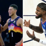 NBA – Paul George furax envers Devin Booker et les Suns
