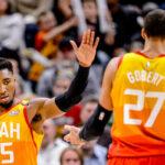 NBA – Gobert explique comment il a réparé sa relation avec Mitchell