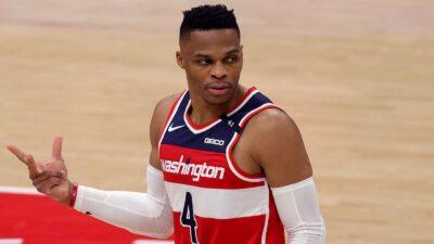 NBA – Triple-double XXL, et perf jamais vue depuis 43 ans pour Russell Westbrook !
