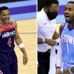 NBA – Le ton est monté entre Russell Westbrook et John Wall !