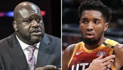 NBA – La nouvelle décla cash de Donovan Mitchell sur son clash avec Shaq