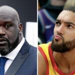 NBA – Shaq massacré par un coéquipier de Gobert et Mitchell