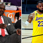 NBA – Un 5v5 Team Kobe vs Team LeBron ? Shaq tranche cash !