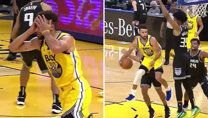 Steph Curry enchaîne et réalise une incroyable passe ! NBA