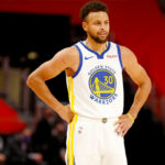 NBA – Steph Curry réagit à la fin de sa folle série all-time