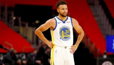 Steve Kerr donne des nouvelles de Steph Curry après sa blessure NBA