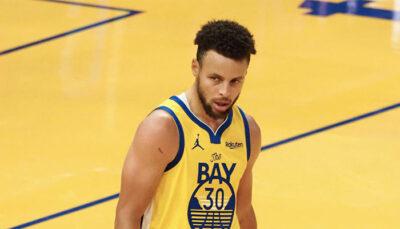 NBA – Steph Curry envoie un défi cash aux Warriors