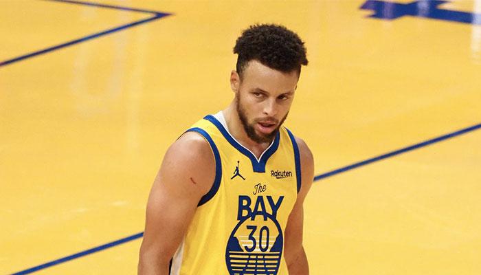 La star NBA des Golden State Warriors, Stephen Curry, avait un message fort à faire passer à ses détracteurs après son carton face aux Portland Trail Blazers