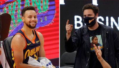 NBA – Le nouveau record qui va rendre jaloux Steph Curry et Klay Thompson
