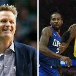 NBA – La phrase ultra-insolente de Kerr pour les Lakers et les Clippers