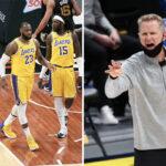 NBA – Kerr explique pourquoi les Lakers sont au sommet de leur art… mais vont faiblir