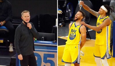 NBA – L'avertissement de Steve Kerr à Steph Curry et le reste de ses joueurs