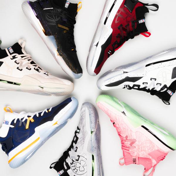 Sneakers Tarmak/Decathlon en collaboration avec la NBA