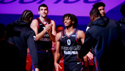 NBA – 1ère titularisation et 1er record all-time pour la sensation Tyrese Maxey !