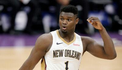 NBA – Woj réagit aux propos de Zion et lâche une bombinette !