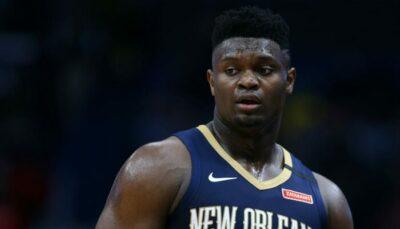 NBA – La décla de Zion qui divise les fans après une nouvelle défaite