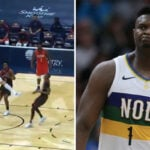 NBA – Zion et les Pels ridiculisés dans une séquence catastrophique