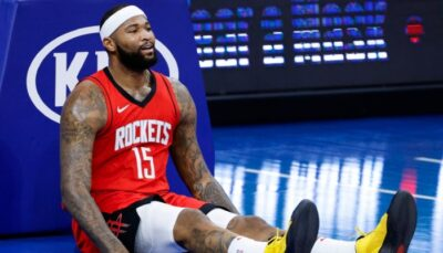 NBA – La raison secrète du départ de DeMarcus Cousins révélée ?