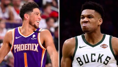 NBA – L'incroyable irrespect de Devin Booker à Giannis après son game-winner raté !