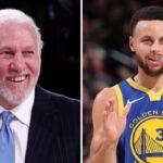 NBA – Humilié par Steph Curry, la réaction hilarante de Gregg Popovich