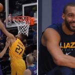 NBA – LaMelo Ball tente de postériser Gobert… et le paie très cher !