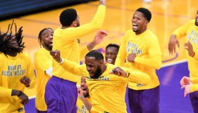 NBA – Bonne nouvelle à venir pour les Lakers ?