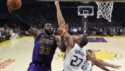NBA – Comment les contres de Rudy Gobert au Game 3… ont rapporté de l'argent
