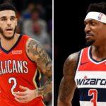 NBA – Le blockbuster trade qui bougerait Bradley Beal et Lonzo Ball