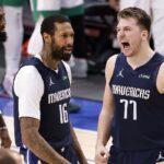 NBA – « Si les Mavericks continuent à faire ça, ils seront champions »
