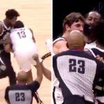 NBA – Pat Beverley dézingué après son geste polémique sur James Harden !