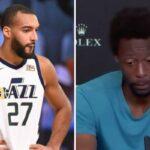 NBA – Rudy Gobert réagit aux terribles images de Gaël Monfils