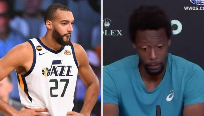 NBA - Rudy Gobert réagit aux terribles images de Gaël Monfils - Parlons Basket