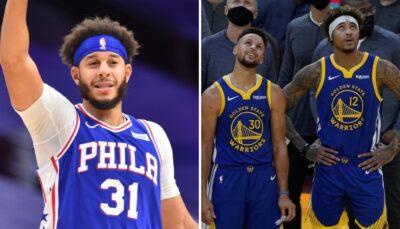 NBA – Seth Curry sans pitié avec un coéquipier de Steph aux Warriors… puis n'assume pas !